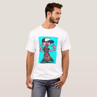homie geanimeerde t-shirt
