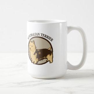 Hond Australisch Terrier Koffiemok