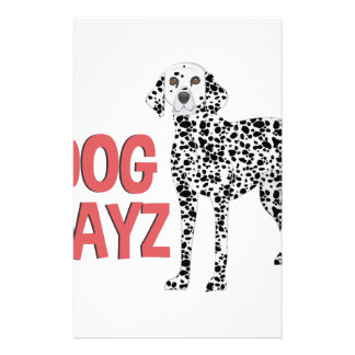 Hond Dayz Briefpapier