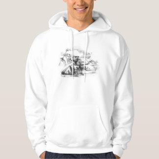 Hond in Sidecar Hoody