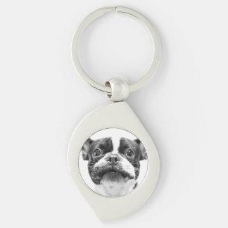 hond sleutelhanger