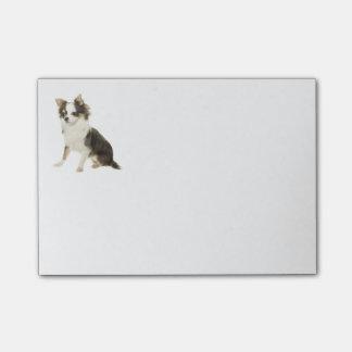 Hond van het Puppy van Chihuahua van het Haar van Post-it® Notes