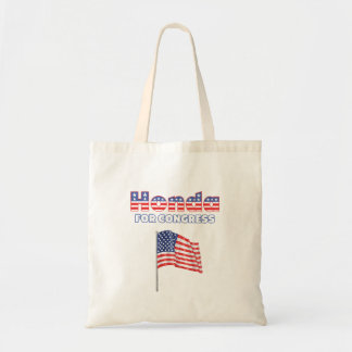 Honda voor Ontwerp van de Vlag van het Congres het Tas