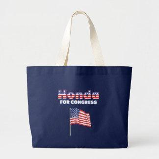 Honda voor Ontwerp van de Vlag van het Congres het Draagtas