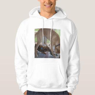 honden hoodie