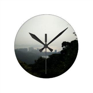 Hong Kong Dawn Clock Ronde Klok