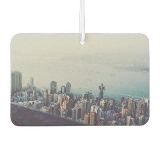 Hong Kong van het Bovengenoemde Ontwerp van de Luchtverfrisser