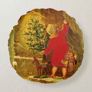 Hongaarse Kerstmis van 1896 Rond Kussen