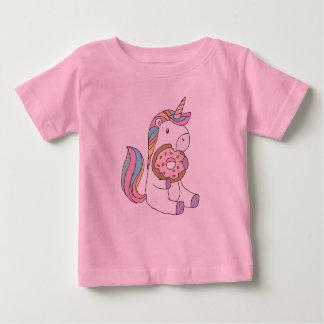 Hongerige Eenhoorns Baby T Shirts