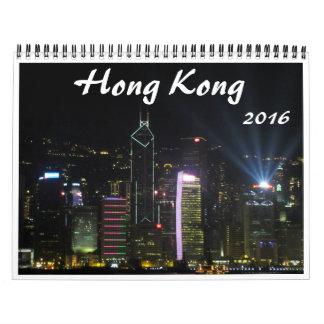 Hongkong 2016 kalender