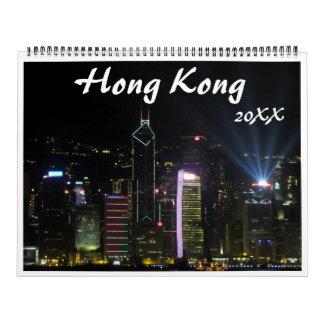 Hongkong 2018 kalender