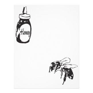 honing voor verkoop flyer 21,6 x 27,9 cm