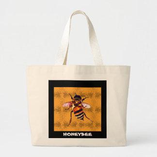 Honingbij Jumbo Draagtas