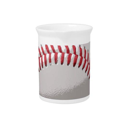 Honkbal Drank Pitcher