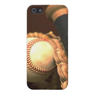 Honkbal & iPhone 4 van de Knuppel Hoesje iPhone 5 Cases