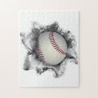 honkbal nieuwigheid puzzel