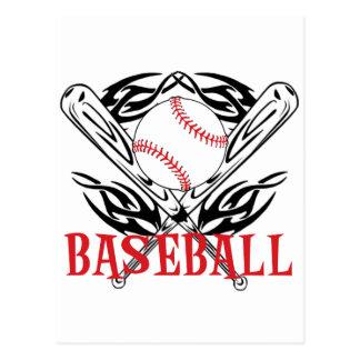 Honkbal Stammen Briefkaart