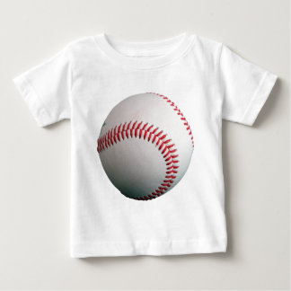 Honkbal volledig Customizeable Baby T Shirts