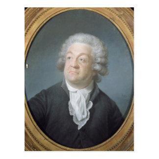 Honore Gabriel Riqueti Count van Mirabeau, 1789 Briefkaart