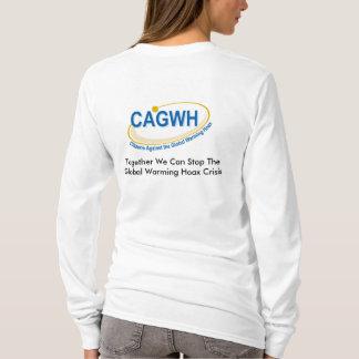 Hoodie van Vrouwen CAGWH