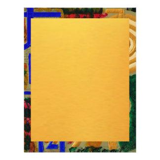 Hoofd het Helen REIKI (verborgen) Symbolen Flyer 21,6 X 27,9 Cm