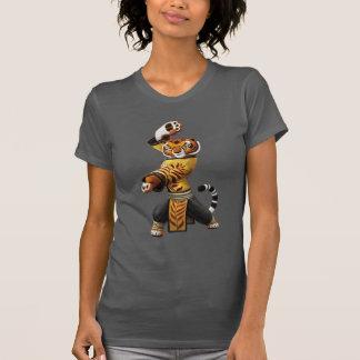 Hoofd Onverschrokken Tijgerin - T Shirt