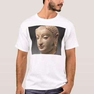 Hoofd van Boedha - vijfde-5th-6ste eeuw T Shirt