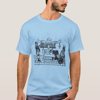 Hoofd van Messing T Shirt