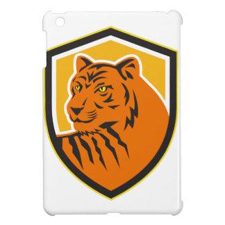 Hoofd Voor Retro CREST van de tijger Hoesje Voor iPad Mini