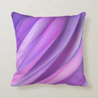 Hoofdkussen in moderne paarse abstracte stijl sierkussen