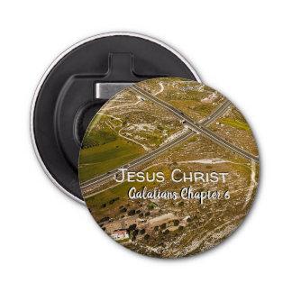 Hoofdstuk 6 van Galatians Button Flesopener