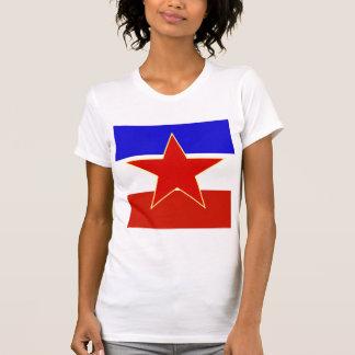 Hoog Joegoslavië - de Vlag van de kwaliteit T Shirt