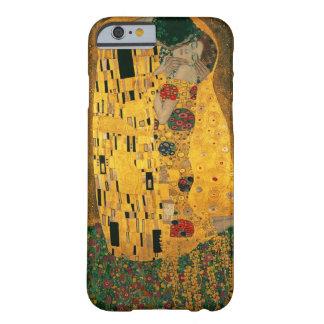 Hoog Onderzoek Gustav Klimt de Kus Barely There iPhone 6 Hoesje