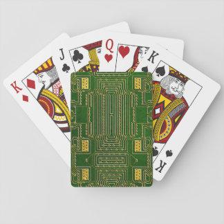 Hoog - technologie speelkaarten
