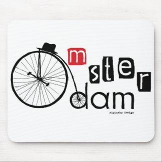 Hoog Wiel Amsterdam Muismat