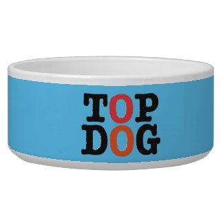 Hoogste Hond! - De grote Kom van het Huisdier Honden Drinkbak