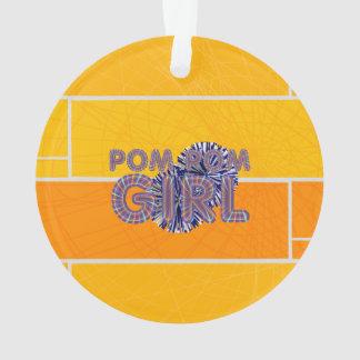 HOOGSTE Pom Pom Ornament