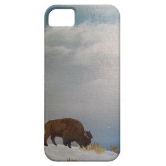 Hoogte op een winderige heuvel barely there iPhone 5 hoesje