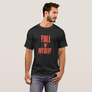 Hoogtepunt van mij de Fundamentele Donkere T-shirt