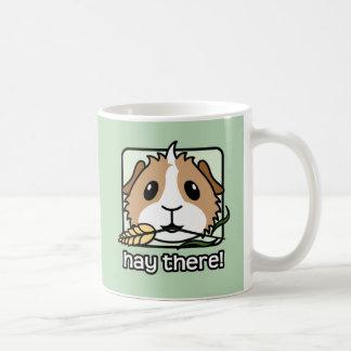 Hooi daar! (Proefkonijn) Koffiemok