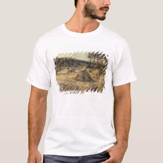 Hooibergen in Zonsondergang, 1906 T Shirt