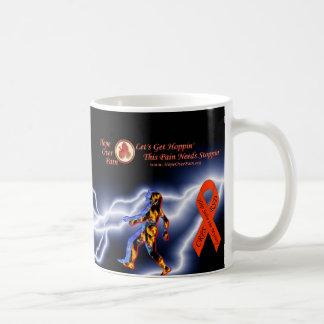 Hoop over de Zwarte Bliksem CRPS/RSD Myste van het Koffiemok