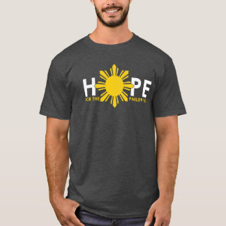 Hoop voor de Filippijnen T Shirt
