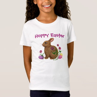 Hoppy Paashaas van Pasen - T-shirt