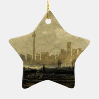 Horizon 41 van Toronto Keramisch Ster Ornament