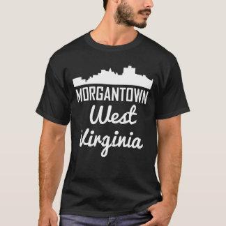 Horizon de van West- morgantown van Virginia T Shirt