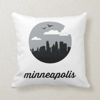 Horizon   Minneapolis Minnesota van Minneapolis Sierkussen