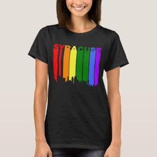 Horizon van de Regenboog van de Trots van Syracuse T Shirt