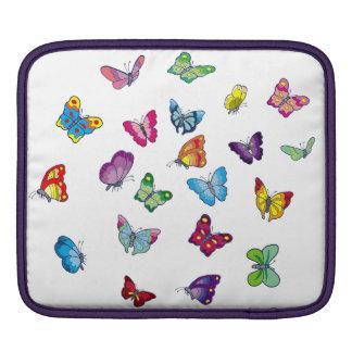 horizontaal vlinder iPad stootkussen Beschermhoes Voor iPad