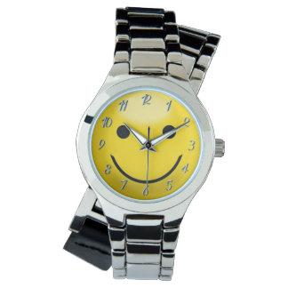 Horloge 1091 van de Douane van de glimlach door